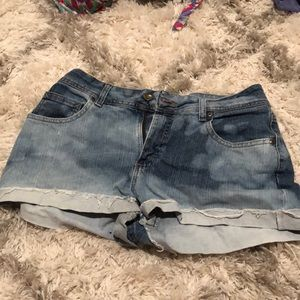 Dyed High water shorts